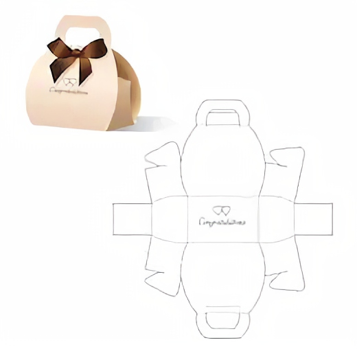小紙盒禮盒