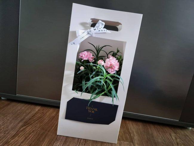 花束提袋 乾燥花包裝
