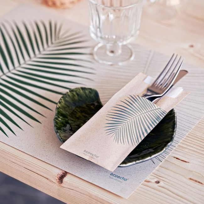 餐具紙套餐具套