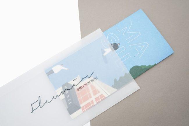 描圖透明信封