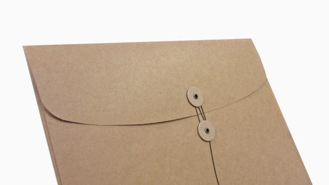 線扣A4大信封